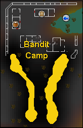 Map of the Bandit Camp
