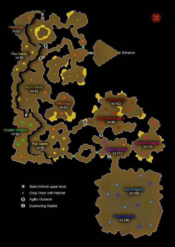 Brimhaven Dungeon - Global RuneScape