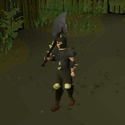Dharok the Wretched's set