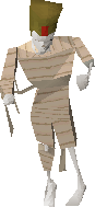 Guardian mummy