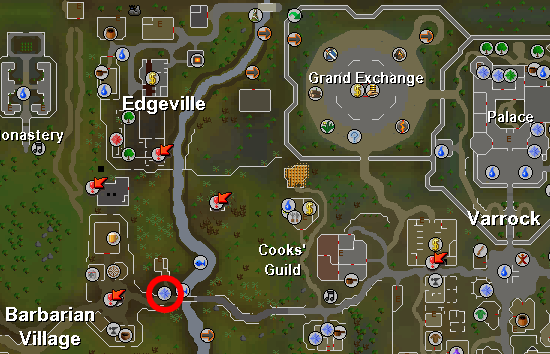 how to change house location osrs