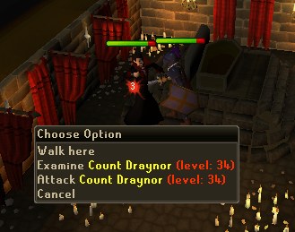 Runescape vampire slayer