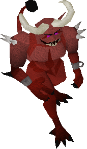 Monster Database Lesser Demon Global Runescape