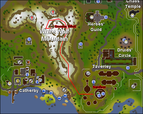 One Small Favour Quest Guide Global Runescape