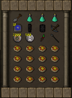 how to make potions with 4 doses on runescape